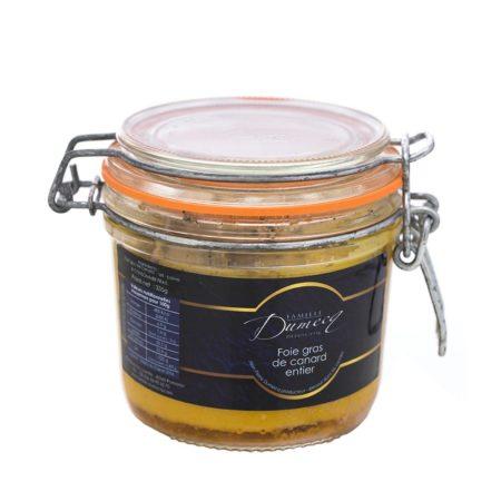 Foie gras de canard des Landes entier - Famille Dumecq
