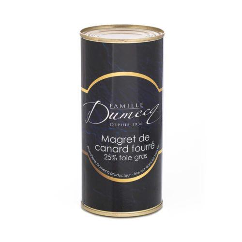 Magret de canard des Landes fourré avec 25% de foie gras des Landes - Famille Dumecq