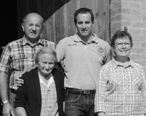 Jean-Pierre Dumecq, 3ème génération de producteur de canard des Landes